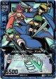 【ホログラム】メガポリスのヒーロー アンカー4