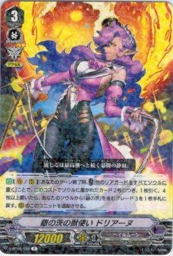 画像1: 銀の茨の獣使い ドリアーヌ
